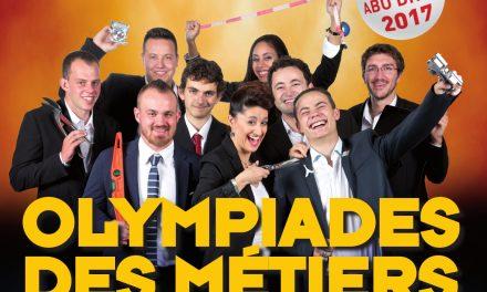Le béton armé est au programme des 44e Olympiades des Métiers