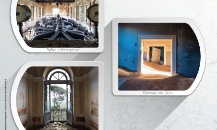 Exposition à Paris « Temps suspendu – exploration urbaine »