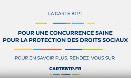 La carte professionnelle des salariés du BTP pour lutter contre le travail illégal