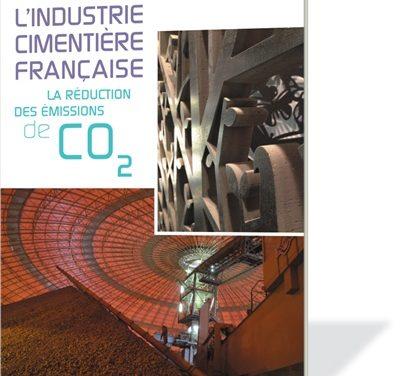 L'industrie cimentière française et la réduction des émissions de CO2