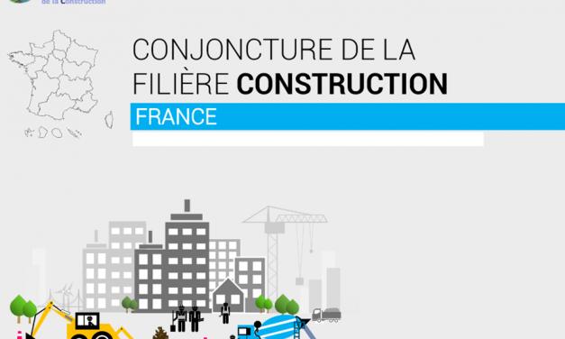 L'essentiel de la conjoncture de la filière Construction en 2016