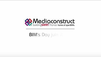 Mediaconstruct organise son 2e BIM's day le 6 décembre à Paris