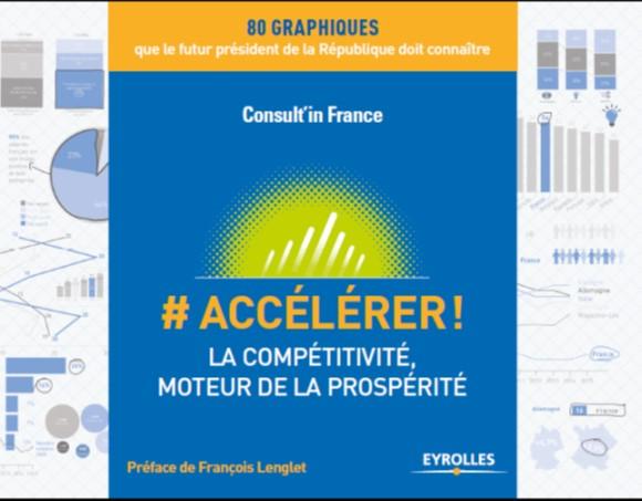 Vient de paraître « # Accélérer ! – La compétitivité, moteur de la prospérité »