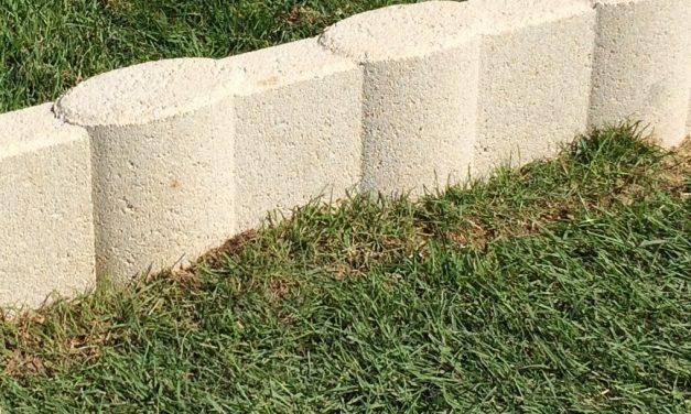 La nouvelle bordure Olivette Mica pour agrémenter votre jardin