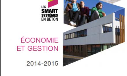 Économie & Gestion : des signes de reprise pour la filière béton en 2017 !