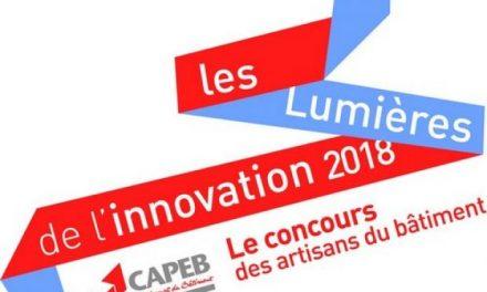 5e édition des Lumières de l'innovation de la Capeb