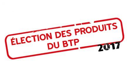 Air'Bloc, label d'Or  « Elu Produit du BTP par les Professionnels »