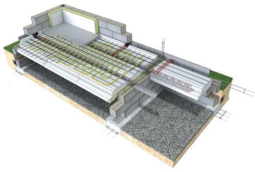 Plancher Ecotherm Chauffant® : le confort du plancher chauffant pour toute la famille