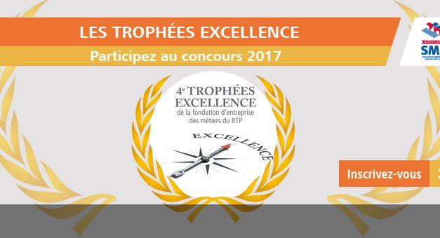 La fondation d'entreprise Excellence SMA récompense les entreprises du bâtiment