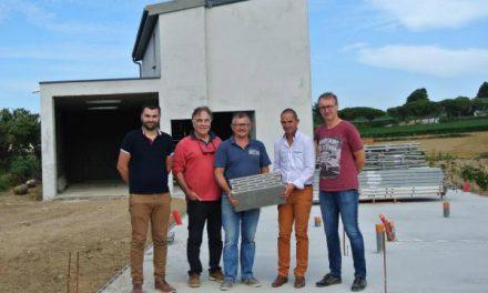 Construction. A Plouguerneau, Maurice Uguen innove avec sa maison 2.0