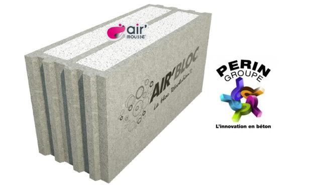 AIR'BLOC® L'Innovation technique et Environnementale