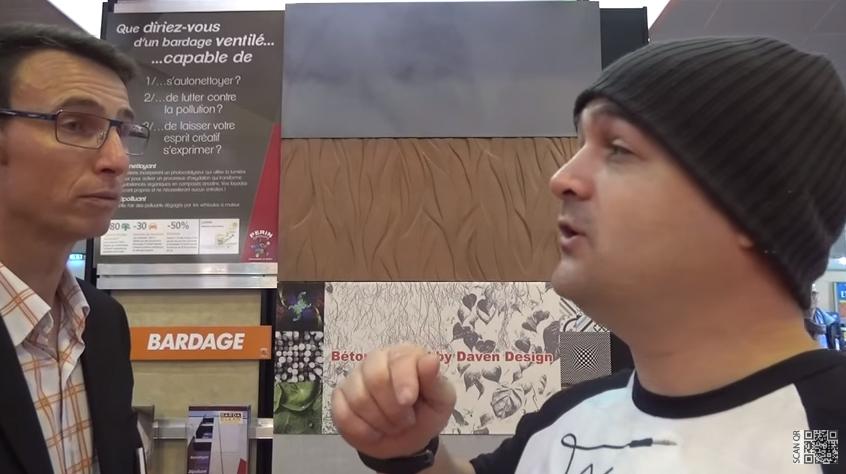 """Bardaclean le bardage effet 3D personnalisable"""