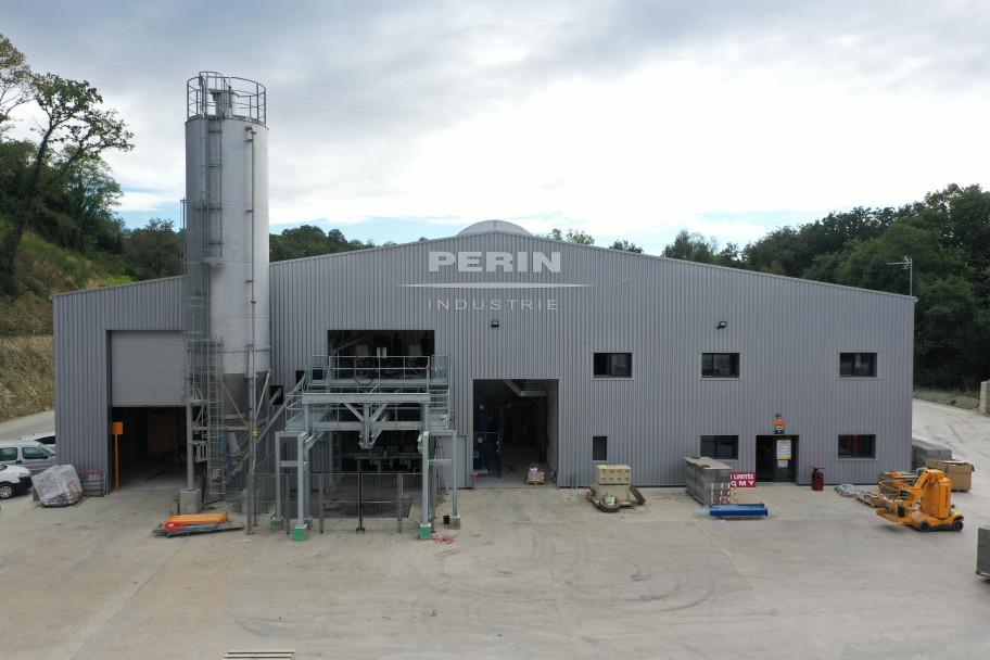 Nouvelle usine et nouvelle DG pour Perin & Cie