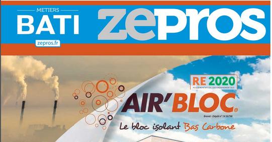 ZePros BATI 90 – paru le 31/08/2021