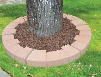 La pr fabrication fa on perin groupe for Bordure autour d un arbre