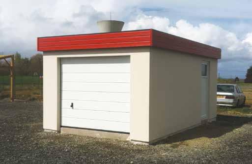 La pr fabrication fa on perin groupe for Garage prefabrique beton en kit