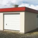 garage en béton