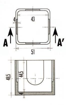 regard ou puisard perin groupe. Black Bedroom Furniture Sets. Home Design Ideas