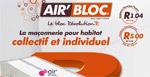 AIR'BLOC, le nouveau bloc Révolution'R !