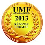 Challenge UMF 2013 - Médaille or - Réponse urbaine