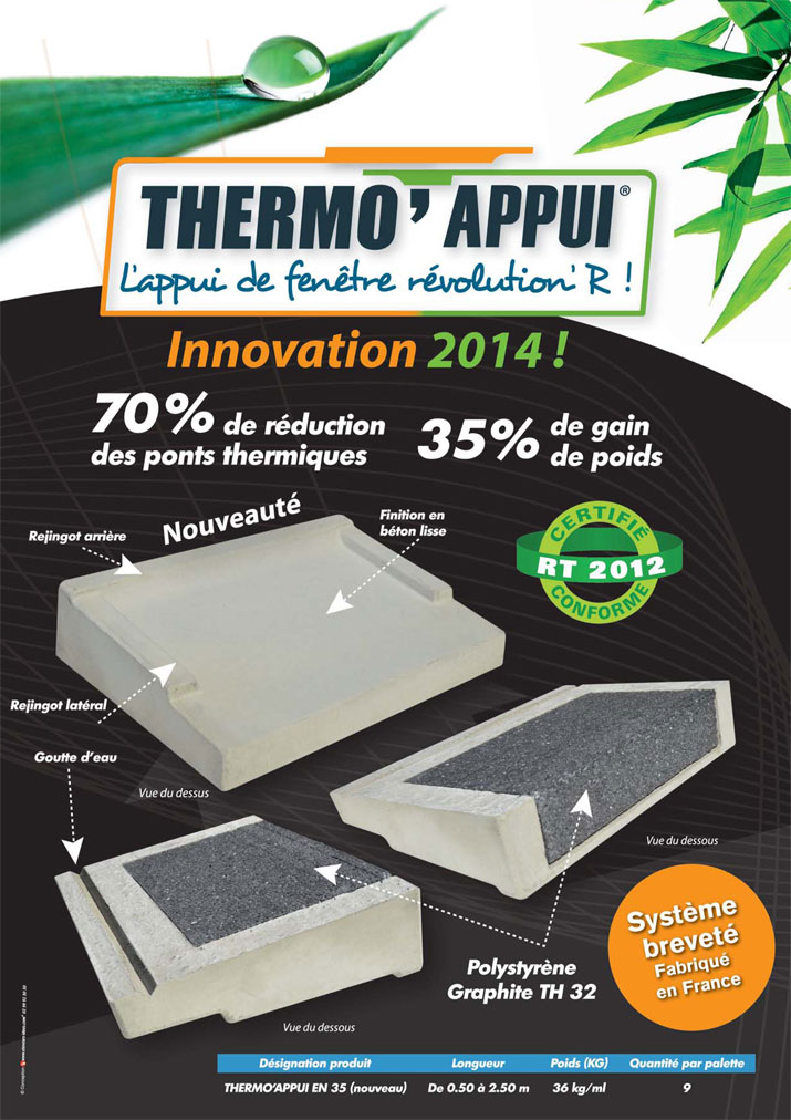 document thermo appui