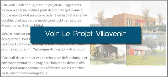 Projet Villavenir et Easytherm