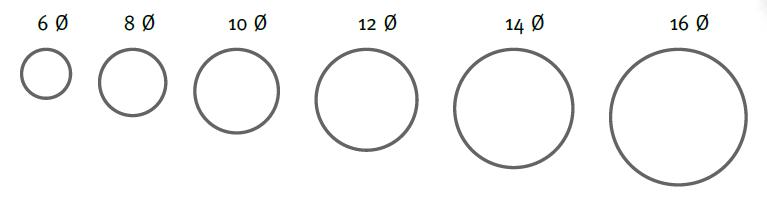 Barre à Façon diamètre