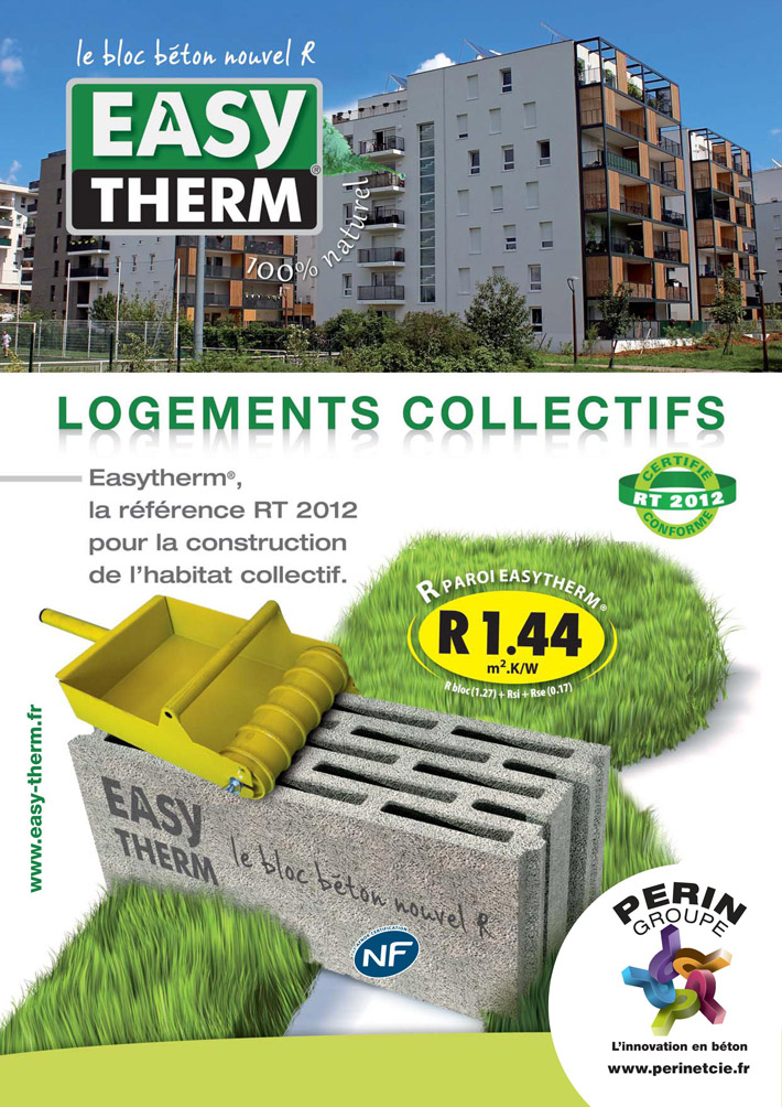 Easytherm habitat collectif