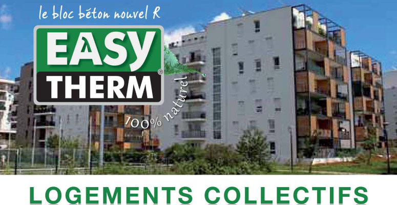 Easytherm en habitat collectif - slide