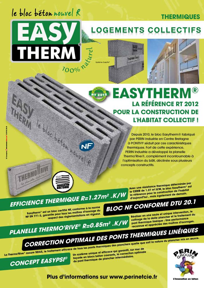 Easytherm habitat collectif - Pour les BE Thermiques