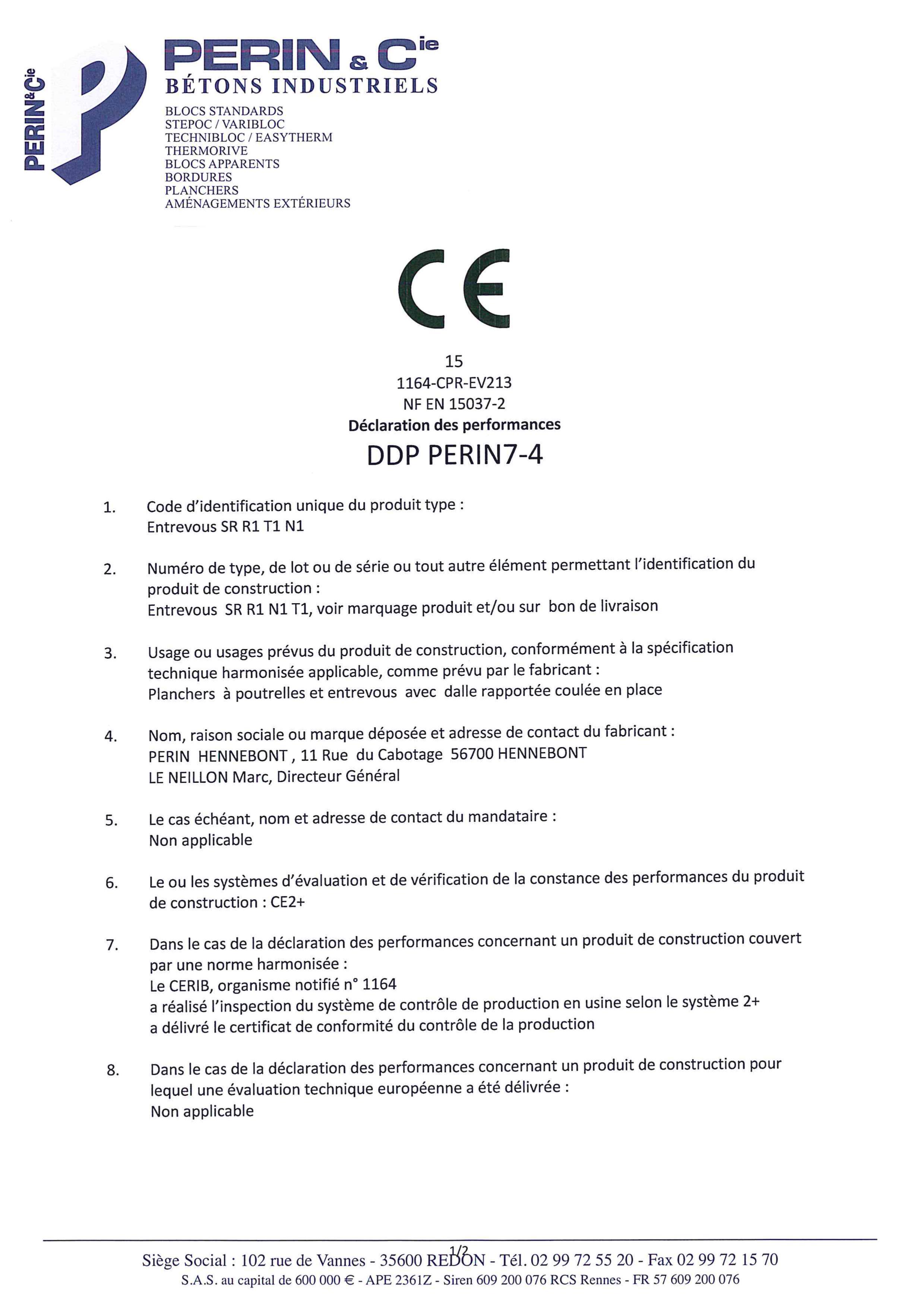 DDP-Hennebont