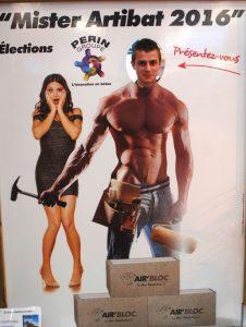 mister artibat 2016 - Groupe Perin